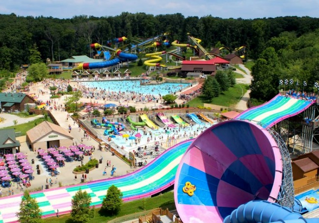 Mammoth Holiday World and Splashin' Safari
