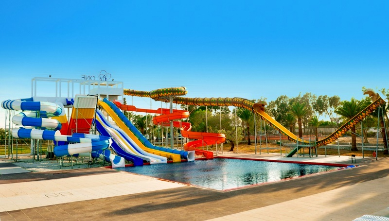 One Resort Monastir Аквапарк в Тунисе