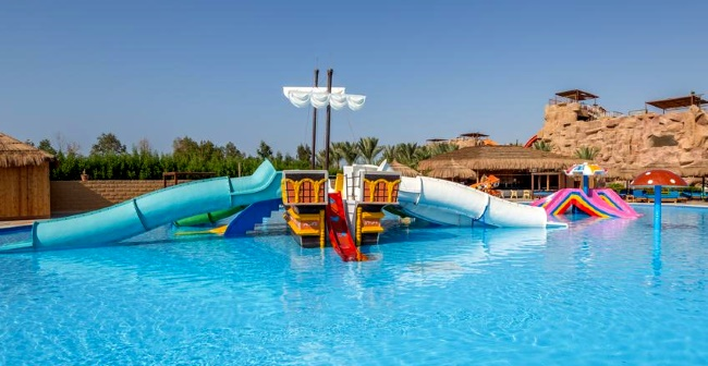 Peackalbatros Sea World Resort бассейн для детей