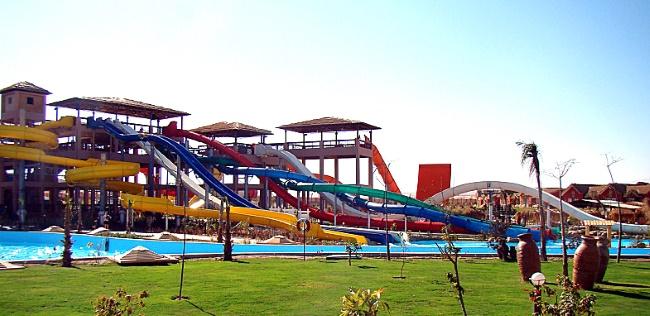 Аквапарк Альбатрос Джангл Египет