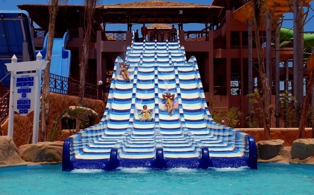 Аквапарк Альбатрос Джангл в Египте