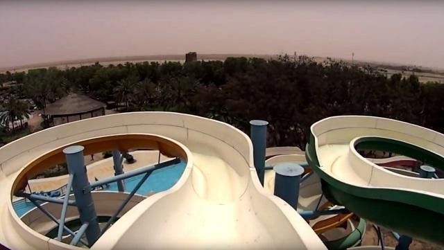Есть ли аквапарк в шардже русские школы на кипре