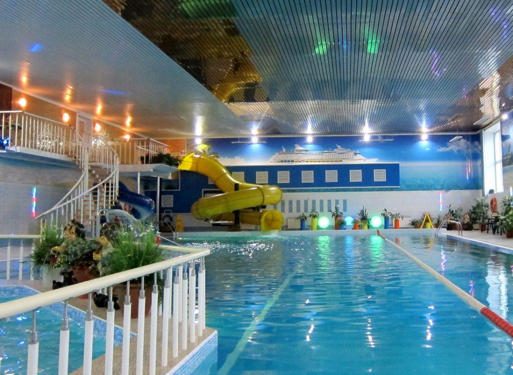 Шелехов аквапарк
