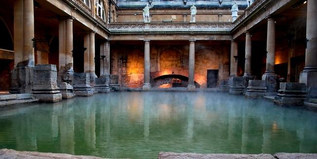 Термы Древнего Рима