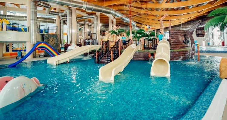Улет аквапарк в Ульяновске