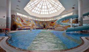 Аквапарк гостиница «Беларусь», Минск