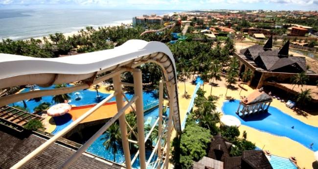 Insano Fortaleza Beach Park