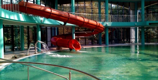Кобрин аквапарк
