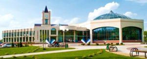 Аквапарк в Кобрине (Белоруссия)