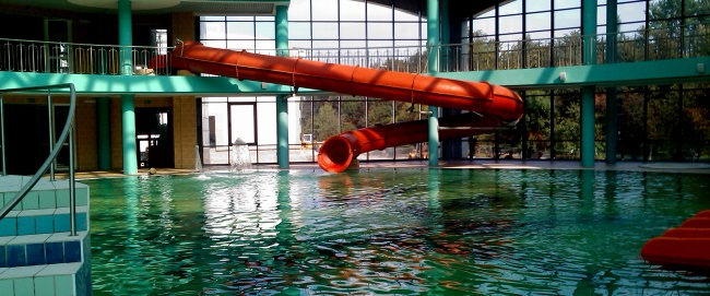 Кобрин аквапарк Беларусь