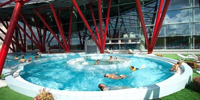 Минский аквапарк