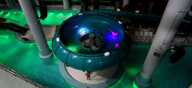 Лебяжий аквапарк Минск