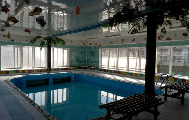 аквапарк Омска Политотдел база отдыха
