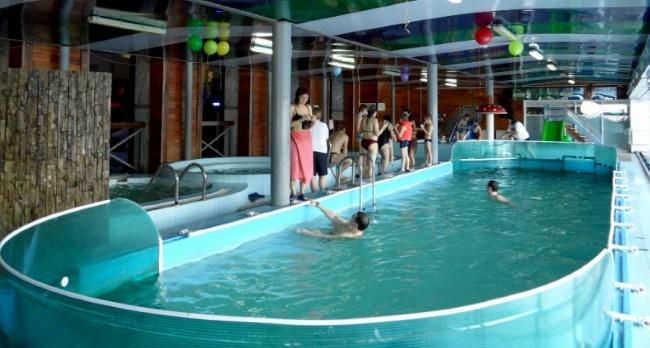 аквапарк в Омске