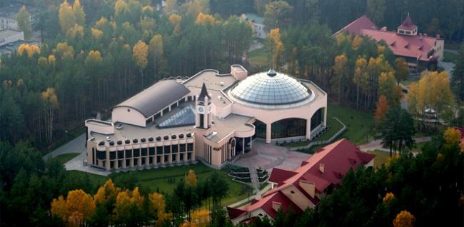 Аквапарк в Белоруссии, Гродно, Озерной