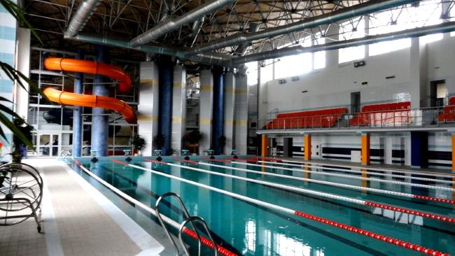 Пружаны бассейн