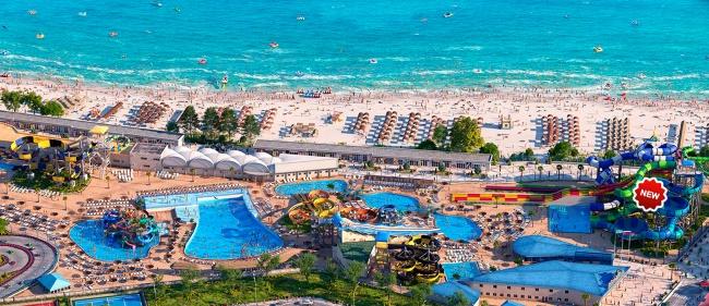 Аквапарк Анапы Золотой Пляж