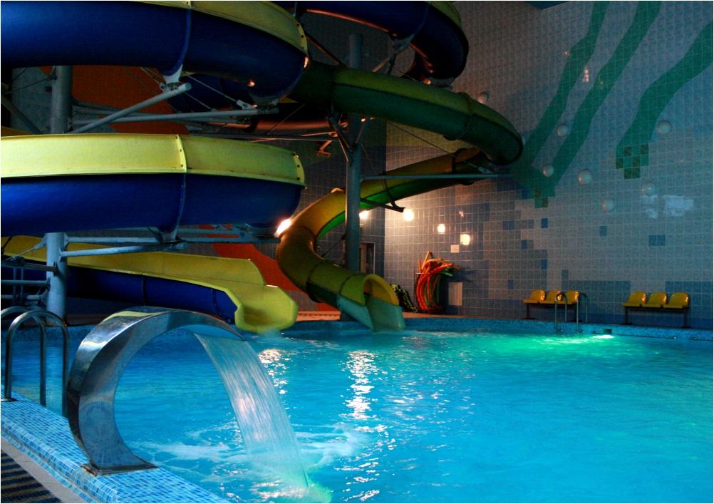 Парнас аквапарк в Воронеже