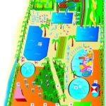 Карта аквапарка Немо в Ейске