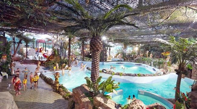Джунгли аквапарк
