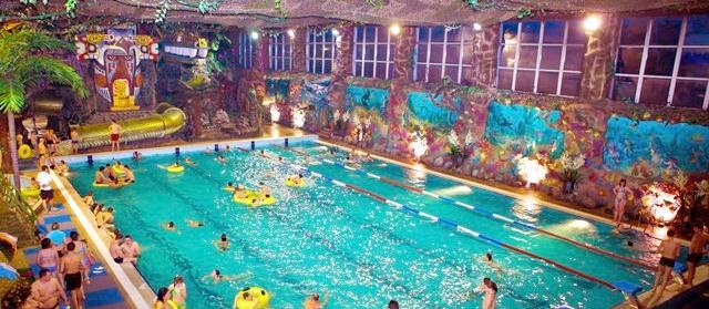 Харьков, Джунгли аквапарк