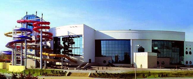 аквапарк в Кракове