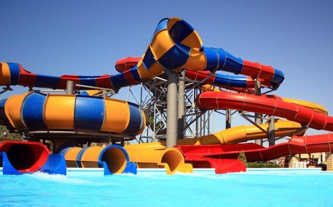 аквапарка Олимпия