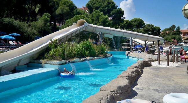 Дельфинарий и аквапарк Троя в Белеке, Турция