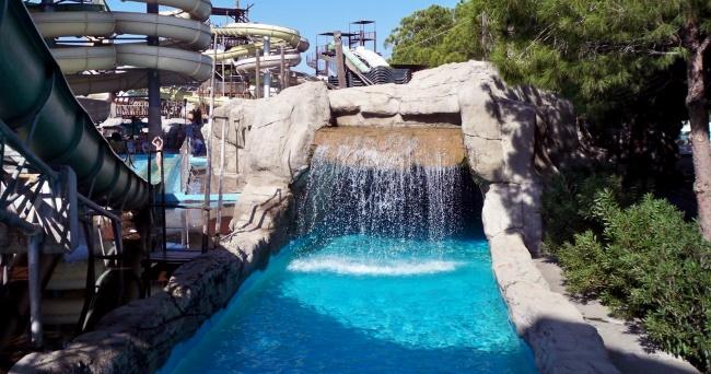 аквапарк Троя Белек