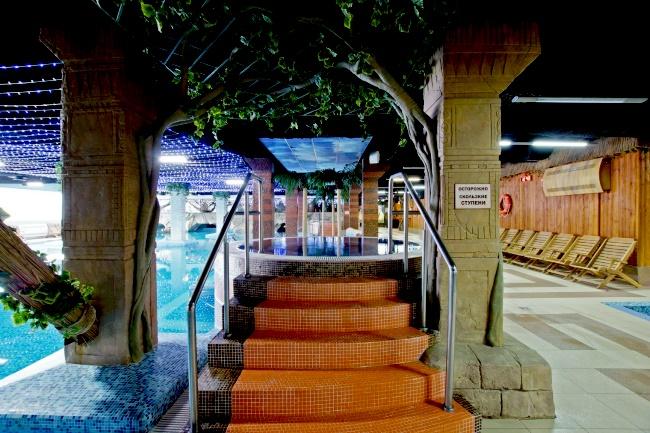 «Акапулько» аквапарк Рязани