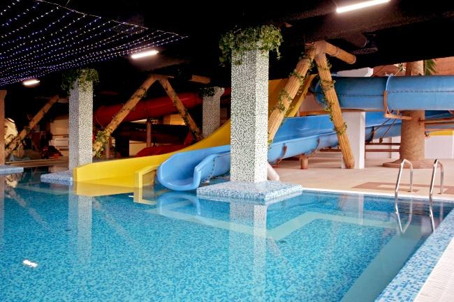 «Акапулько» аквапарк в Рязани