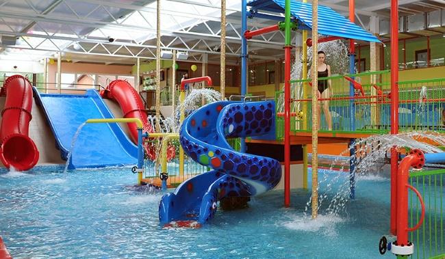 аквапарка Москвы «Аква Юна Лайф»