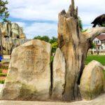 Аквапарк «Акваленд «У Лукоморья», камень указательный
