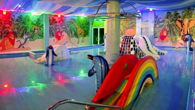 Аквалоо аквапарк в Сочи