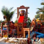аквапарк «Атлантис» в Дубае аттракцион Сплэшленд