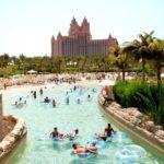 Аквапарк Aquaventure отеля Atlantis the Palm