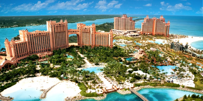 Aquaventure отель Atlantis the Palm