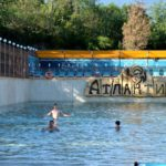"""Аквапарк """"Атлантида"""", волновой бассейн"""