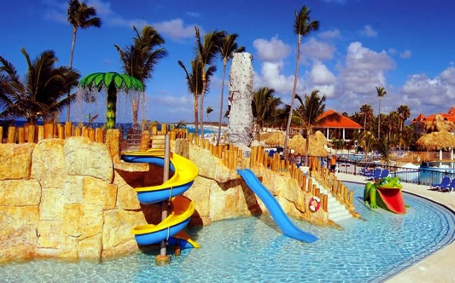 Barcy Water Park