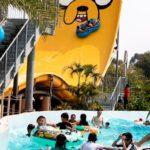 "аквапарк Паттайи ""Cartoon Network Amazone"", ленивая река"
