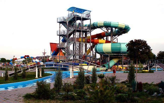 аквапарка в Батайске «ДонПарк