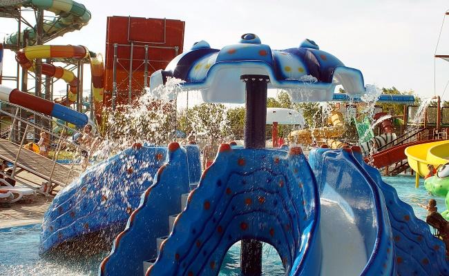 """""""ДонПарк"""" аквапарк с большой аквазоной для детей"""