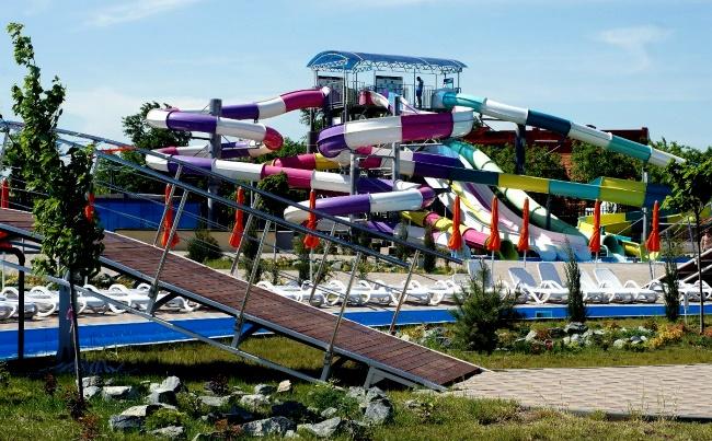 аквапарк Батайска ДонПарк