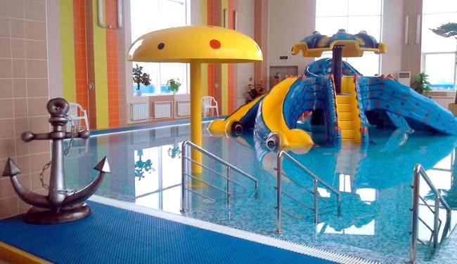 аквапарк в Новосибирске