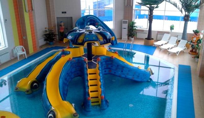 Новосибирский аквапарк «Лидер-Лэнд»