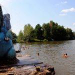 в Михайловке аквапарк Лукоморье