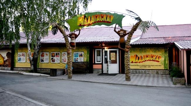 """""""Мадагаскар"""" в Челябинске"""