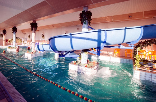 аквапарк Мурманска