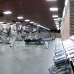 Аквапарк Олимп, тренажерный зал