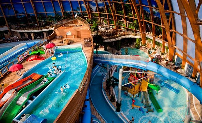 аквапарк «Питерлэнд»